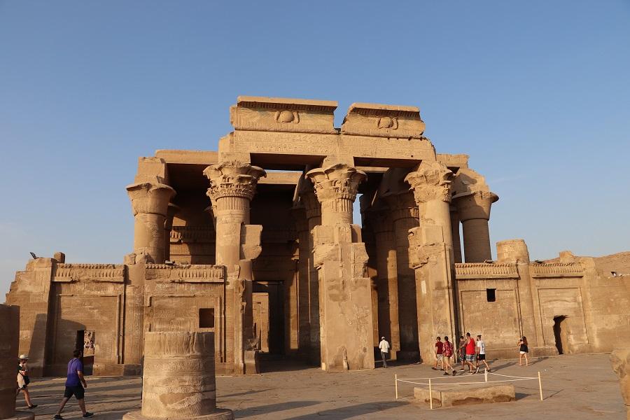 Egipt, Świątynia, Kom Ombo