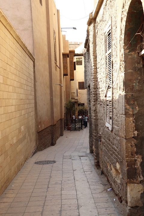 Stary Kair, Egipt