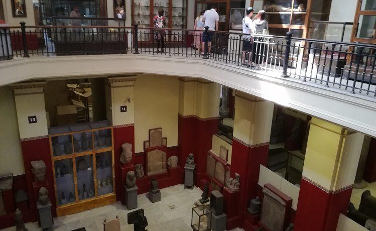 Kair, Egipt, muzeum