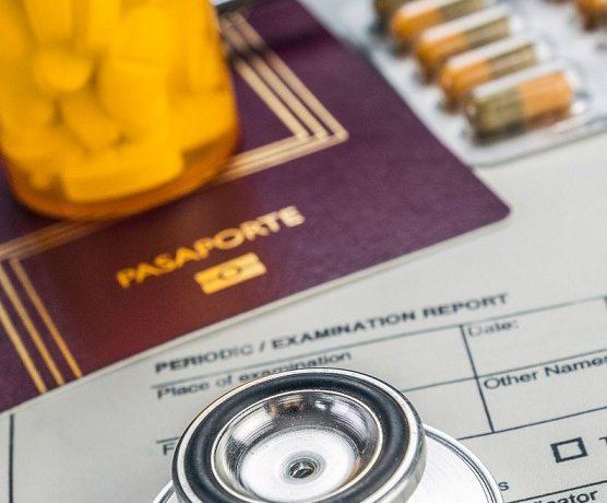Leki w samolocie