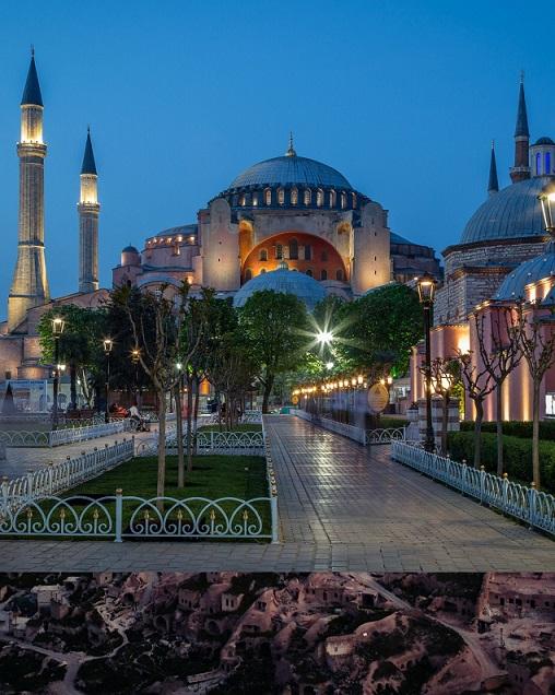 Turcja, Istambuł, Meczet St. Sophie