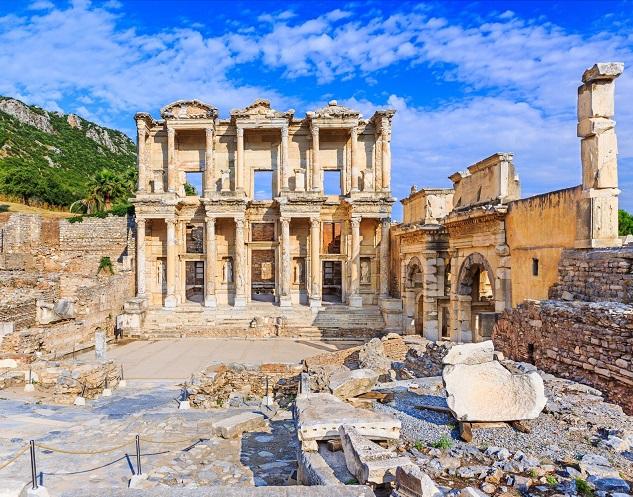 Turcja, Izmir, biblioteka Celsjusza