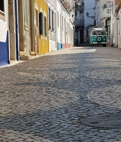 Lagos, Algarve, uliczka