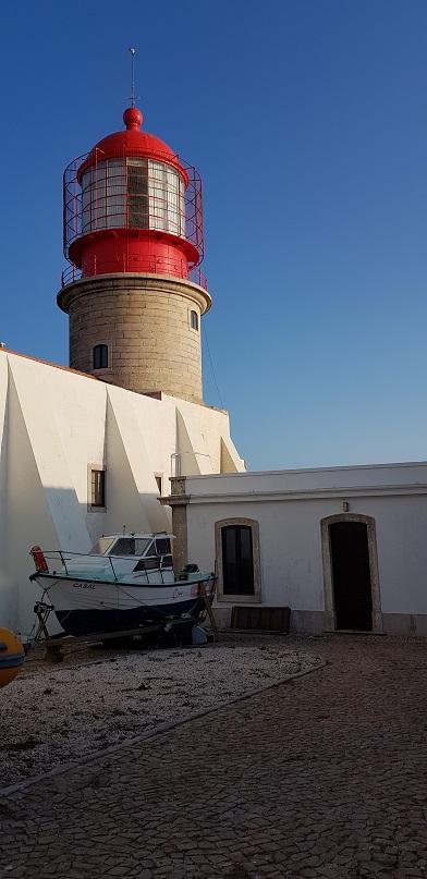Algarve, Przylądek Św. Wincentego