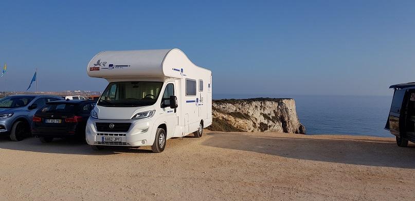 Algarve, kamper