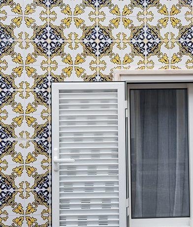 Tavira, Algarve, azoulejo