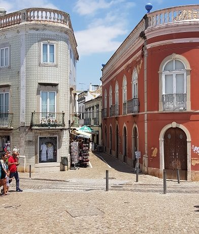 Tavira, Algarve,