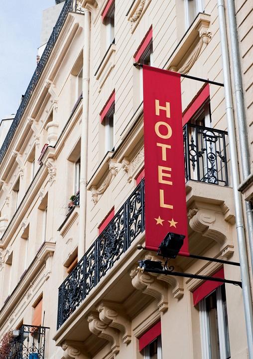 Hotel, zachowanie
