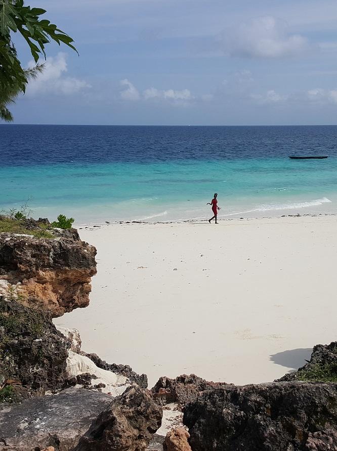 Zanzibar, plaża