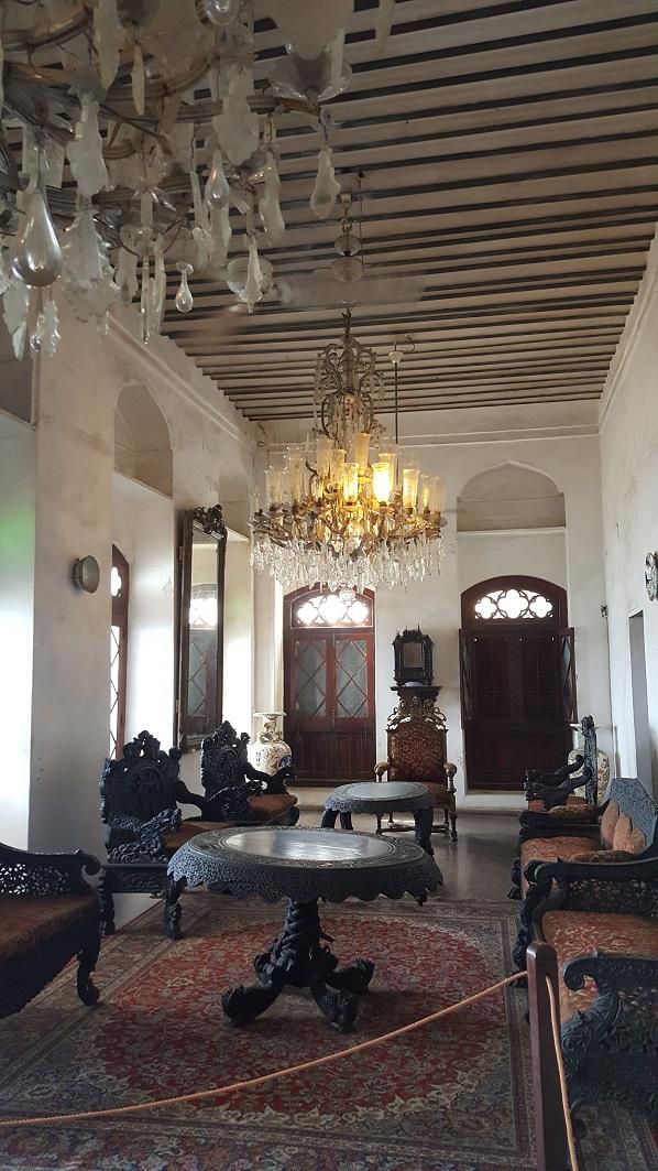 Zanzibar, Pałac Sułtana, Stone Town