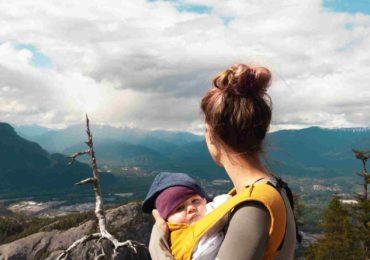 Pierwsze wyjście z małym dzieckiem w góry - kiedy? Co warto wiedzieć?