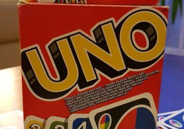Polecana gra dla dzieci - UNO