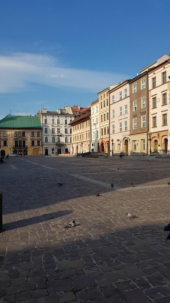 Mały Rynek, Kraków,