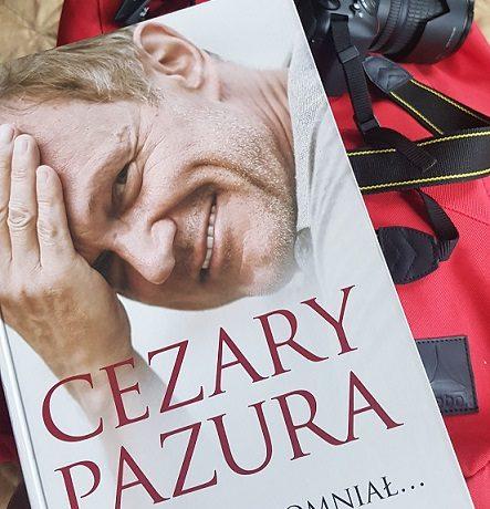 Dobra książka – Byłbym Zapomniał, autor Cezary Pazura - nasza opinia
