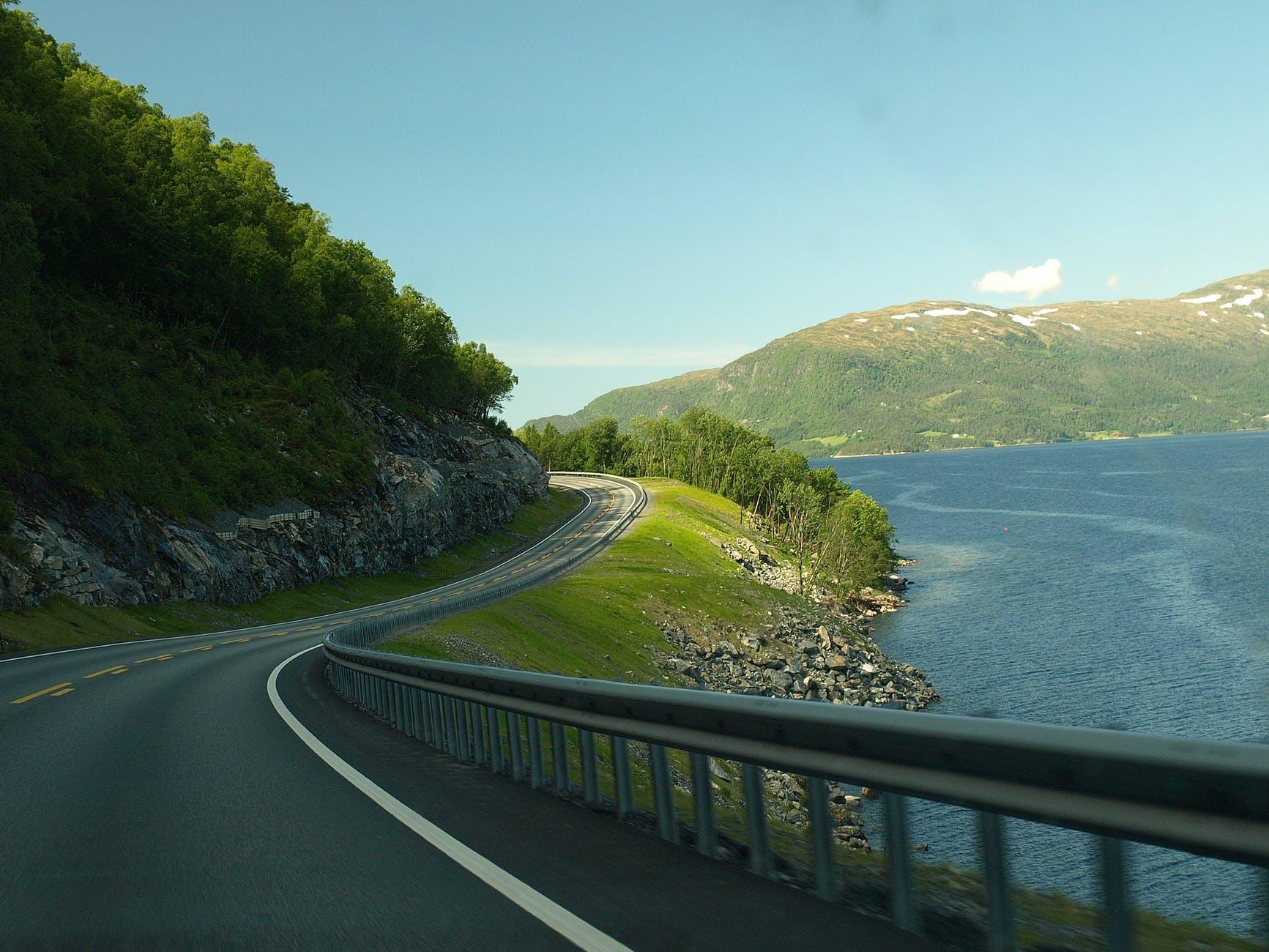 Norwegia, podróże