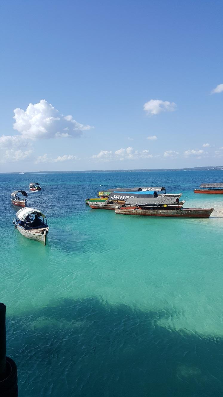 Zanzibar, wyspa Prison Island, wycieczka