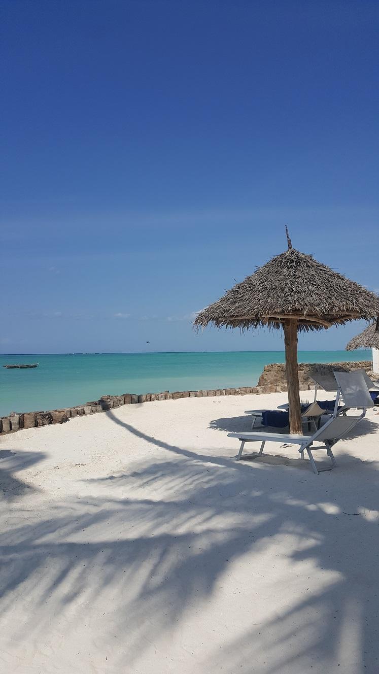 Zanzibar, pogoda, słońce, plaża