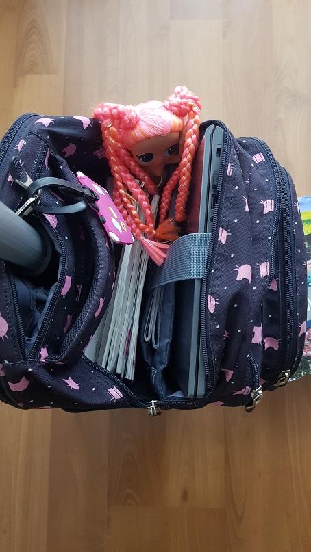 Plecak na laptopa dla dziecka