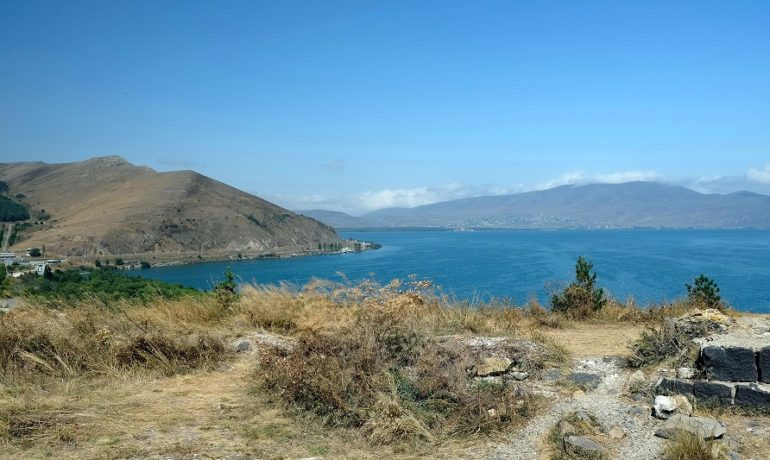 Armenia, wybrzeże