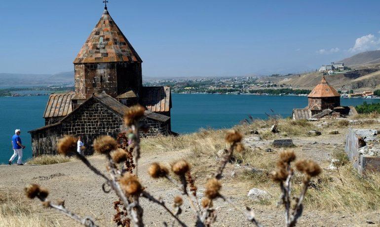 Armenia, monastyr