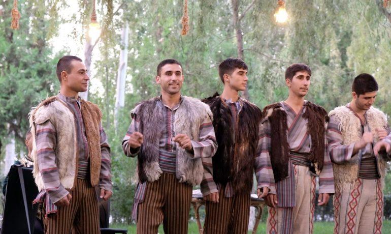 Armenia, pokaz
