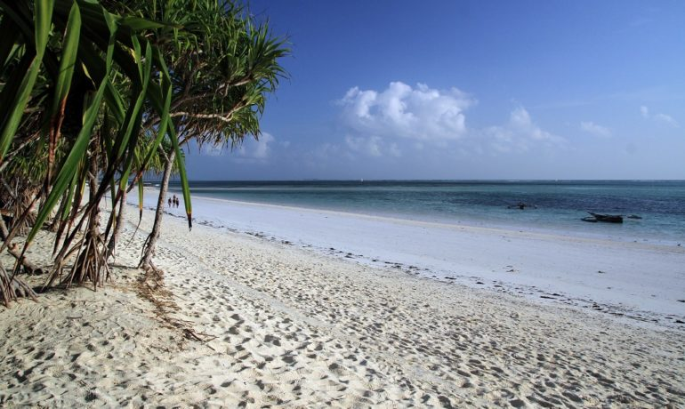 Zanzibar -wypoczynek