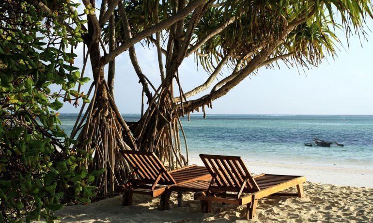 Zanzibar - wypoczynek
