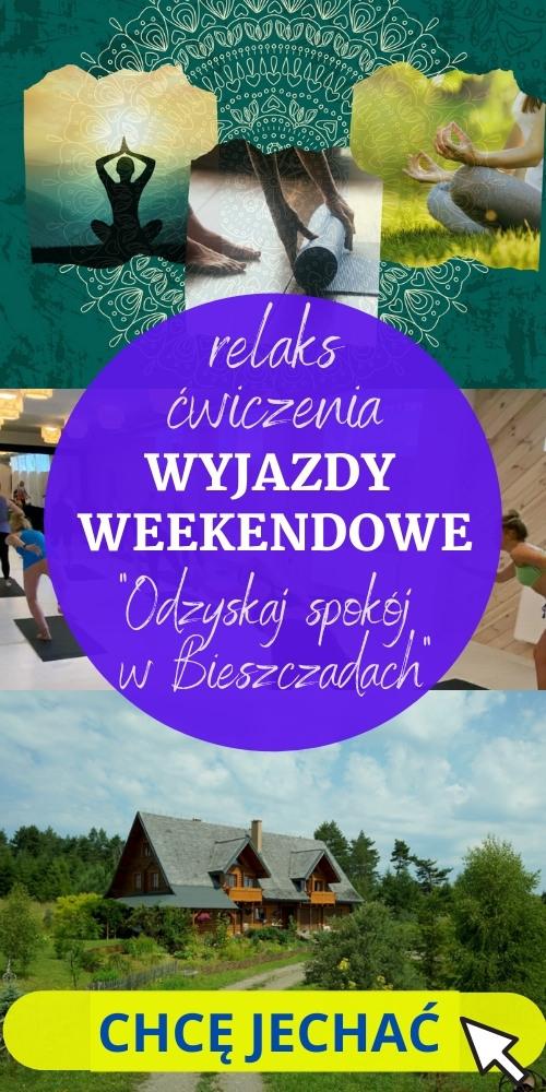 Joga, BodyArt, Bieszczady