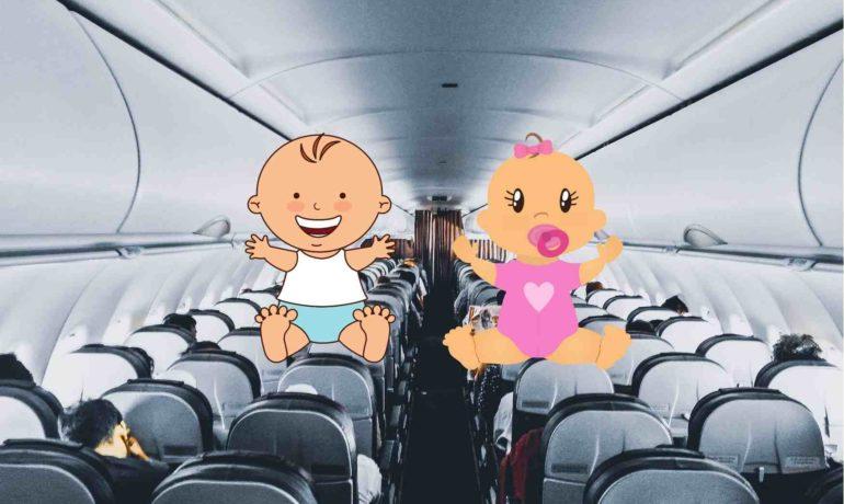 Lot z niemowlakiem - od kiedy, co warto wiedzieć